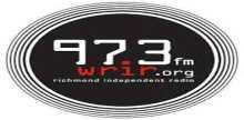 WRIR Radio