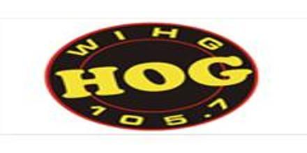 105.7 Wing Hog