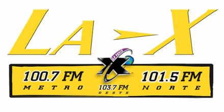 La-X 100.7 FM