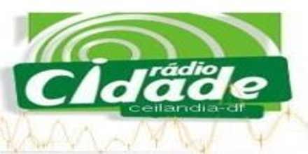 Radio City Ceilandia - df