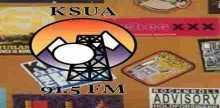 KSUA FM