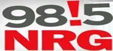 98.5 Nrg FM
