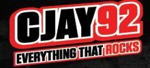 CJAY 92 FM