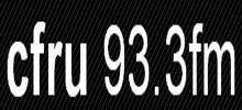 CFRU Radio