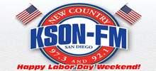 KSON FM