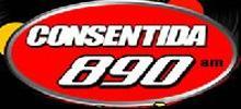 Radio Consentida 890 AM