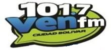 101.7 Ven FM