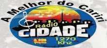 Radio Cidade Sume
