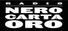 Radio Nero Carta Oro