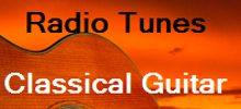 Radio Tunes Classical Guitar