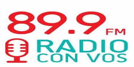 Radio Con Vos 89.9