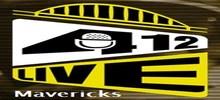 412 Live Mavericks Radio