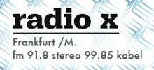 Radio X Frankfurter