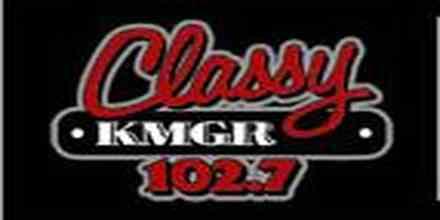 Classy KMGR 95.9