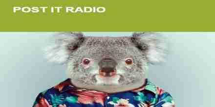 POST IT RADIO