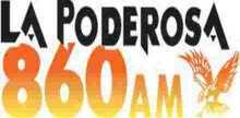 La Poderosa 860 AM