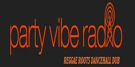 Party Vibe Radio Reggae Roots Dancehall Dub