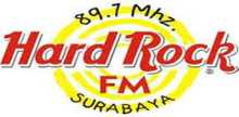 Hard Rock 89.7 Surabaya