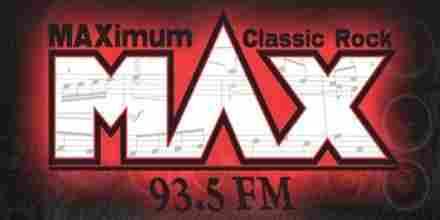 MAX 93.5 FM