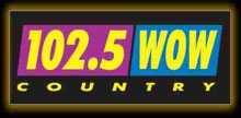 102.5 Wow Country