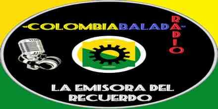 Colombia Balada Radio