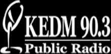 KEDM 90.3 FM