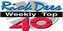 Rick Weekly Top 40