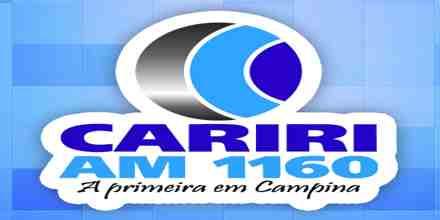 Radio Cariri 1160 AM