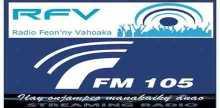 Radio Feonny Vahoaka FM 105.0