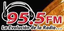 Radio Evolucion 95.5