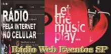 Radio Web Eventos SP