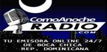 Como Anoche Radio