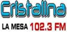 Cristalina Estereo 102.3 FM