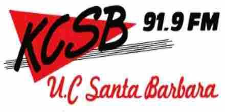 KCSB FM