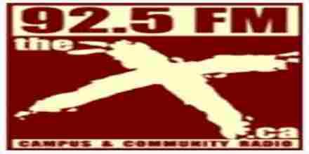 92.5 FM The X