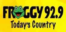 Froggy 92.9