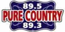 89.7 Pure Country