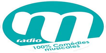 M Radio 100% Comedies Musicales