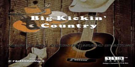 113FM Big Kickin Country