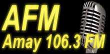 """<span lang =""""fr"""">AFM Radio 106.3</span>"""