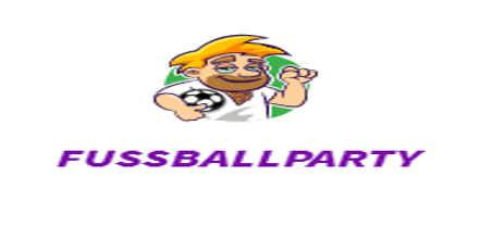 100% Fussballparty Vom Feierfreund