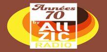 """<span lang =""""fr"""">Allzic Radio Annees 70</span>"""