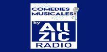"""<span lang =""""fr"""">Allzic Radio Comedies Musicales</span>"""