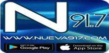 """<span lang =""""es"""">Nueva 917 Radio</span>"""
