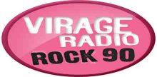 """<span lang =""""fr"""">Virage Radio Rock 90</span>"""