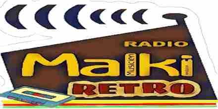 Malki Retro Radio
