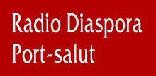 """<span lang =""""fr"""">Radio Diaspora Port-Salut</span>"""