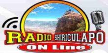RADIO SHIRICULAPO ON LINE