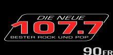 """<span lang =""""de"""">Die Neue 107.7 – 90er</span>"""