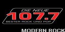 """<span lang =""""de"""">Die Neue 107.7 – Modern Rock</span>"""